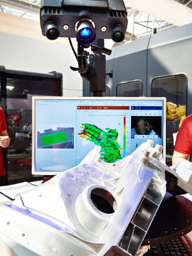 High speed optical 3D measuring systems