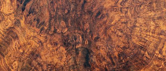 Nature afzelia burl wood striped