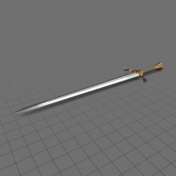 Medieval sword 3