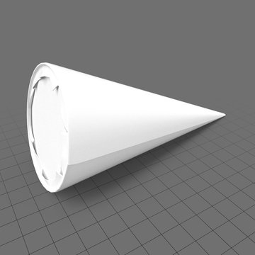 Ice cream cone packaging