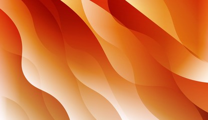 Abstract Background With Dynamic Effect. Design For Your Header Page, Ad, Poster, Banner. Vector Illustration with Color Gradient