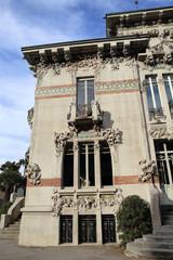 Villa Bernasconi of Lake Como, Italy