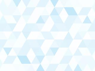 幾何学的背景 白い三角形
