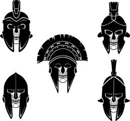 Warrior of Death Symbol Set