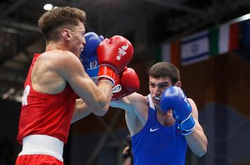 2019 European Games - Boxing - Men's Welter -69kg