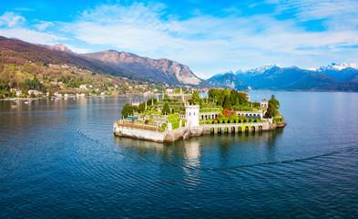 Isola Bella, Lago Maggiore Lake Fotomurales