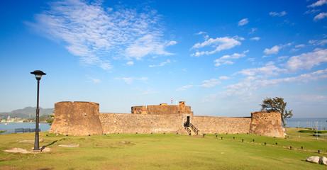 Old Fort Fototapete