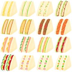 サンドイッチ まとめ