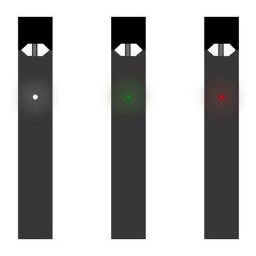 juul e-cigarette vector