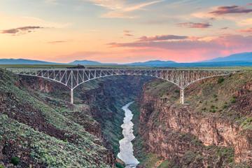 Rio Grande Gorge Bridge Wall mural