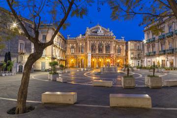 Catania - Theater - Teatro Massimo Bellini