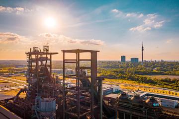 Dortmund Stahlwerk