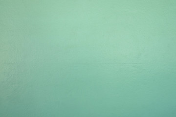 Surface of Smooth green cement wall texture background for design in your work concept backdrop.