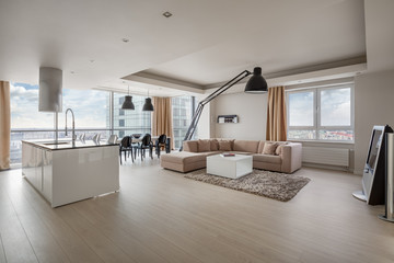 Amazing apartment with view