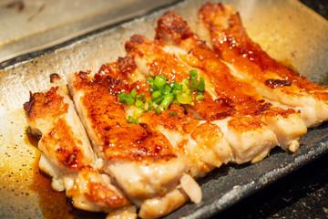teriyaki chicken grill Japanese cuisine