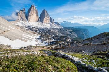 Südtirol - Die Drei Zinnen