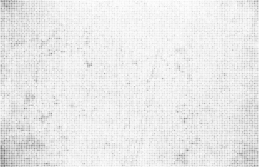 Halftone texture abstract wave of dots.
