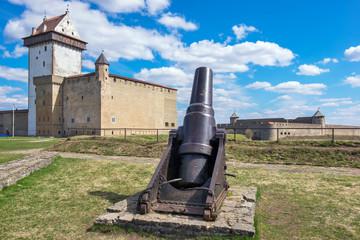 Narva fortress. Estonia, EU Fototapete