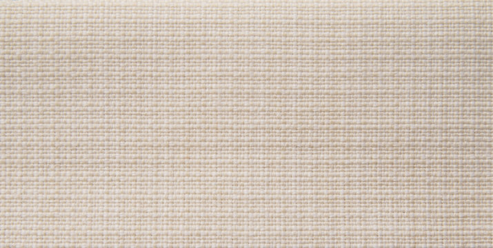Macro textile pattern background. Natural cotton fabrics.