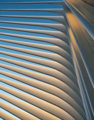 Beautiful City Architecture Abstract