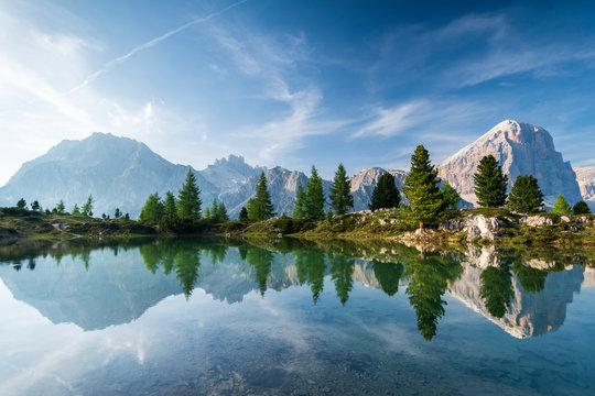 Bergsee in Südtirol