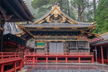 Nikko Toshogu Shrine in Nikko Shrines