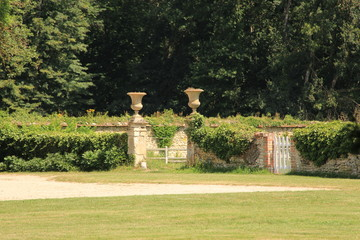 Château de Villesavin : parc