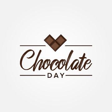 World Chocolate Days Vector Design