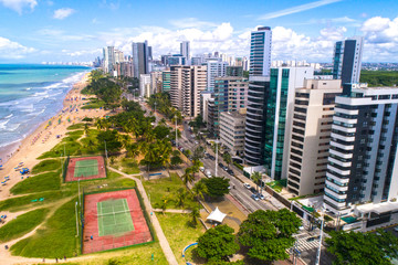 Praia de Boa Viagem, Recife, PE