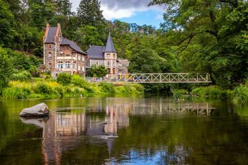 Bilder aus dem Bodetal im Harz Treseburg