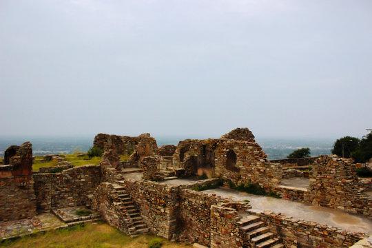 Chittor Fort, Chittorgarh, Rajasthan, India
