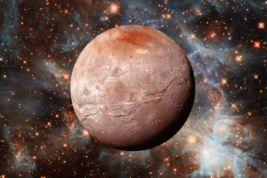 Pluto Stock Photos And Royalty Free Images Vectors And Illustrations Adobe Stock