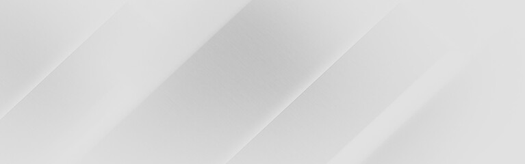 Light gray background, brushed metal texture