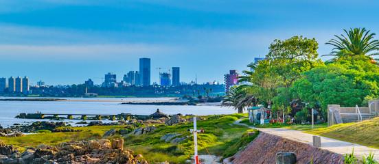 Punta Gorda Beach, Montevideo, Uruguay Fotoväggar