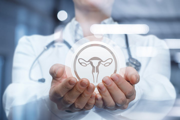 The concept of supporting the health of the uterus .