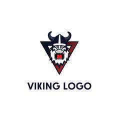 Viking mascot logo design inspiration
