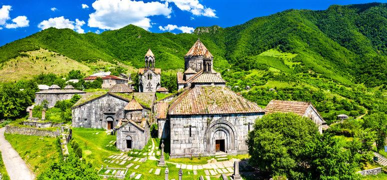 Haghpat Monastery, UNESCO world heritage in Armenia