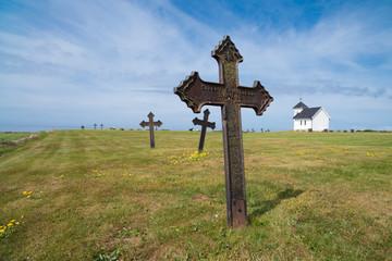 graveyard in norway