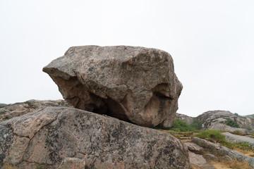 large boulder rock