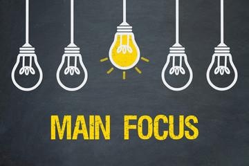 Main Focus
