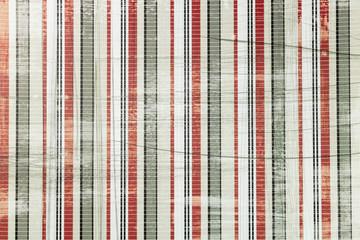 Ressource graphique, bandes multicolores à dominante vert et rouge, aux couleurs de noël rayures verticales