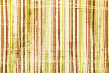 Ressource graphique, mur peint style grunge couleurs vert pistache et rouge à rayures