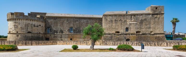 Castle of Acaya. Vernole. Puglia. Italy.