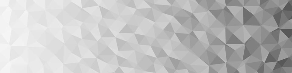 Abstract Delaunay Voronoi trianglify Generative Art background illustration