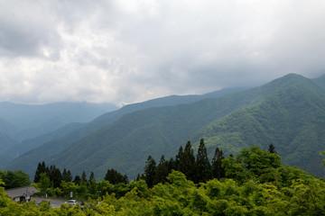 三峰神社からの見晴らし