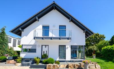 Einfamilienhaus, modern, hochwertig