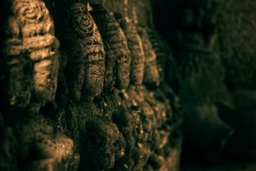 Ancient sclupture