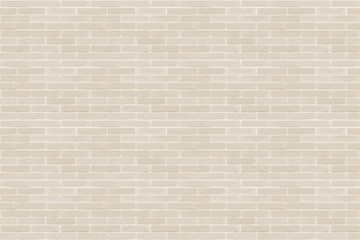 Brick wall seamless design white cream beige pattern textured background