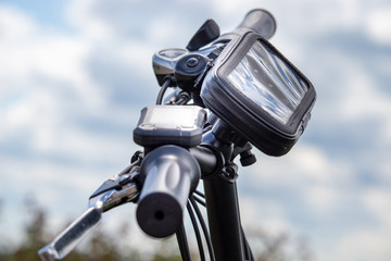 e-bike steeringwheel