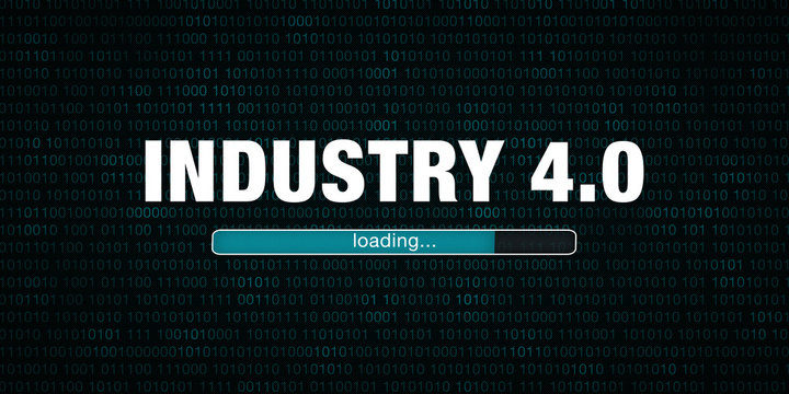 Industry 4.0 loading